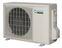 Daikin RXS25K, RXS35K and RXS50L Heat Pump Condensing Unit