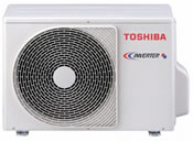 Toshiba RAV-SM404ATP-E, RAV-SM563ATP-E and RAV-SP564ATP-E Heat Pump Condensing Unit